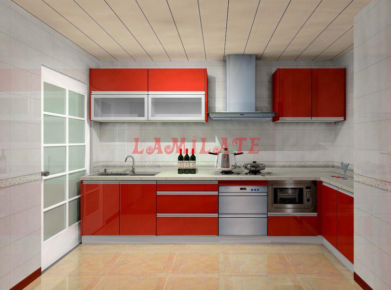 Кухня с панелями дизайн